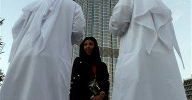 Muslims in world's tallest tower face longer fast
