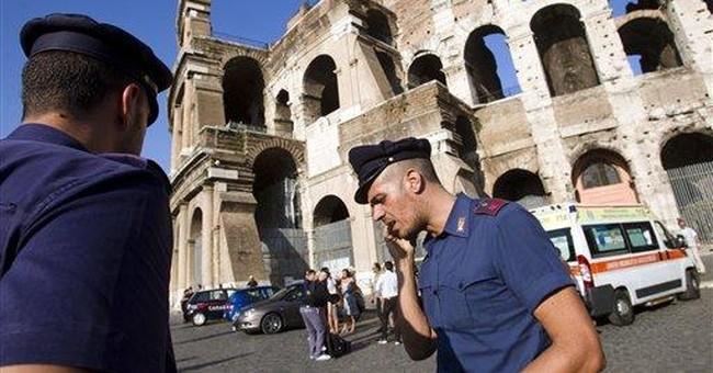 Rome mayor: Colosseum device a false alarm