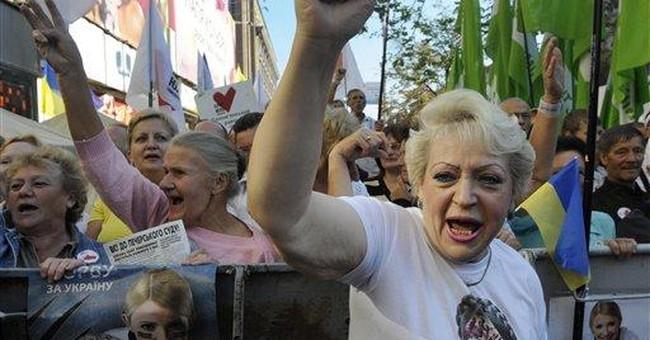 Ukrainian court refuses to let Tymoshenko free