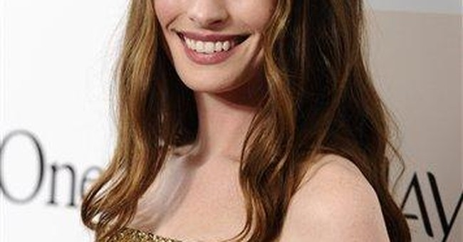 Anne Hathaway, 30 next year, fearless about aging