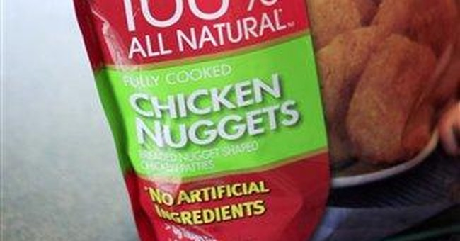 Tyson 3Q profit falls on lagging chicken business