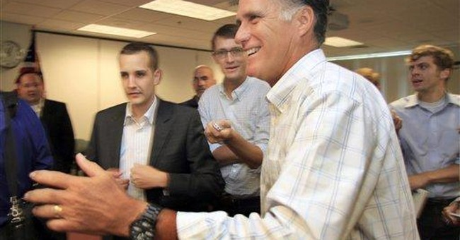 Romney shifting campaign into a higher gear