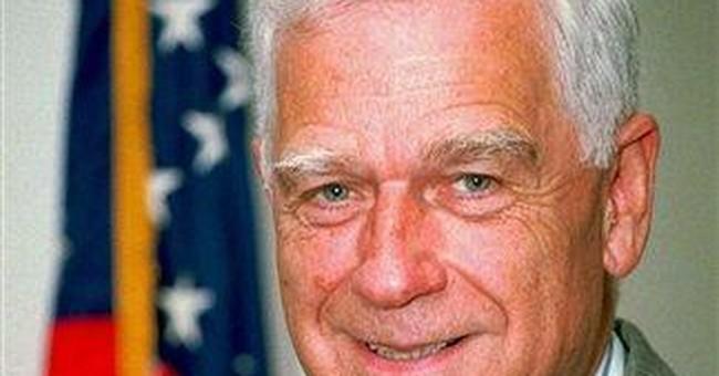 Former US Sen Mark Hatfield of Oregon dies at 89