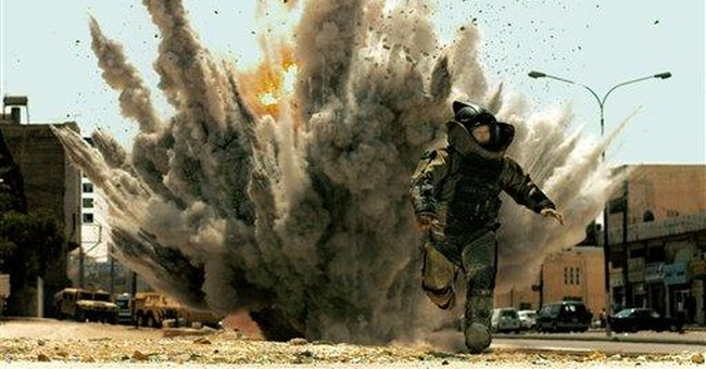 Judge may allow 'Hurt Locker' lawsuit to continue