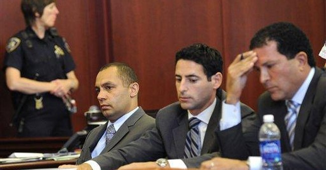 2nd ex-NYC cop gets jail for misconduct