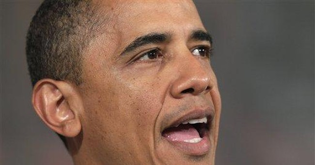 Obama sees political opportunity in debt crisis