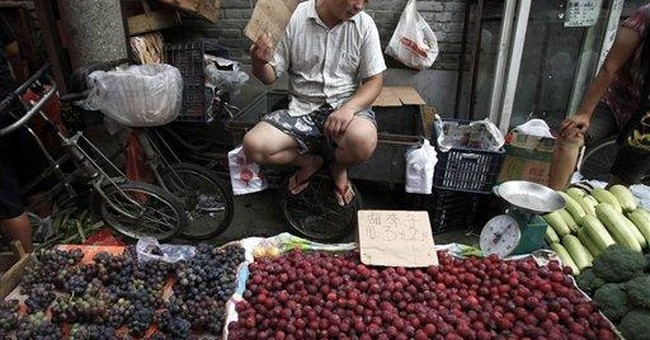 China inflation rises to 37-month high in July