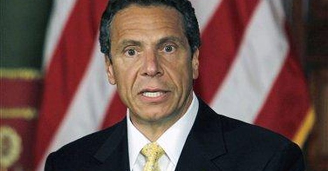 Cuomo says NY considering commercial casinos