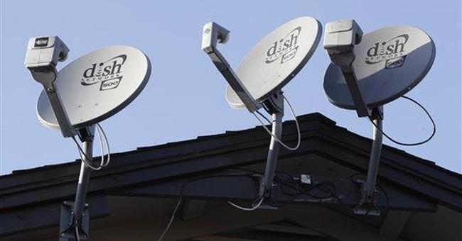 Dish Network 2Q profit rises, subscribers fall