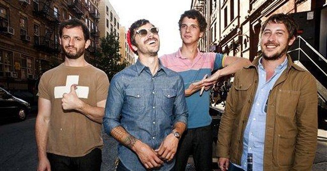 Portugal. The Man loses gear in Chicago heist