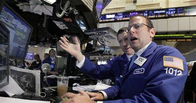 Stocks soar after Fed pledges low rates into '13