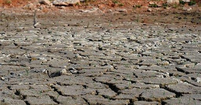 Drought officially 2nd-worst on record in Texas
