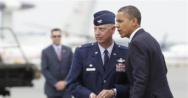With sadness, dignity, Obama honors the fallen