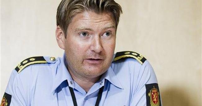Norwegian police convinced Breivik acted alone