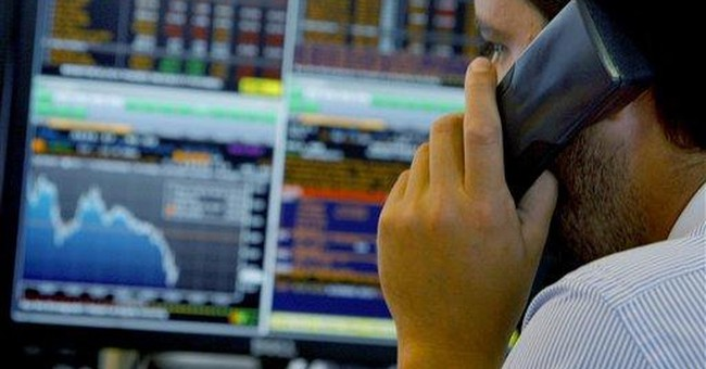 French bank stocks plunge on market fears