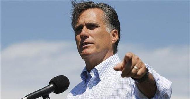 Fragile front-runner: Romney faces big challenges