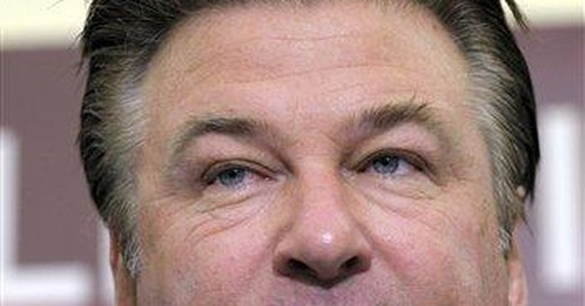Alec Baldwin eyes NYC mayor office, but after 2013
