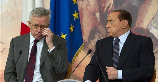 Political dysfunction fuels Italy financial crisis