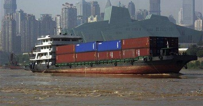 China's trade growth rebounds in July