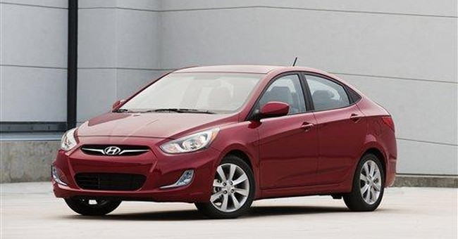 Big changes to Hyundai's small car