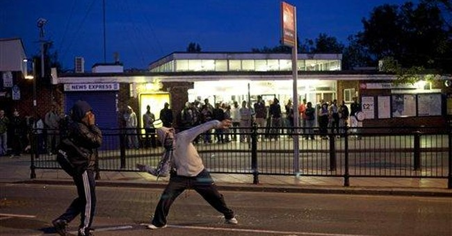 Britain's rioters: young, poor and disillusioned