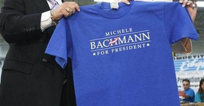 Bachmann: I'm a 'real person,' not a politician