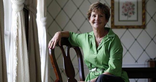 Mo. mom decries downgrade with NYC plane protest