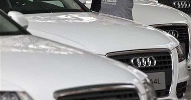 China's July auto sales up 6.7 percent