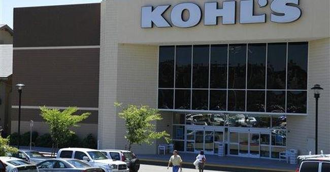 Kohl's 2Q profits up 17 percent