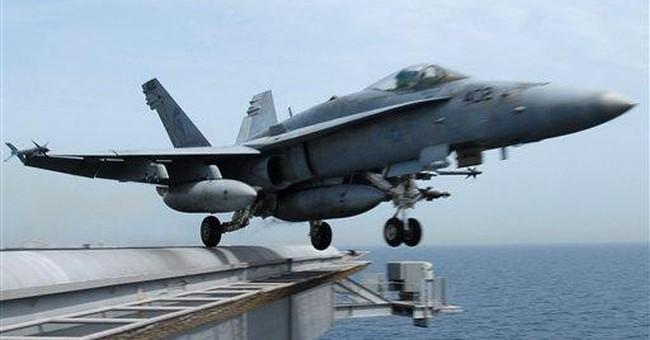 Coast Guard: Fighter jet crew rescued off Calif.