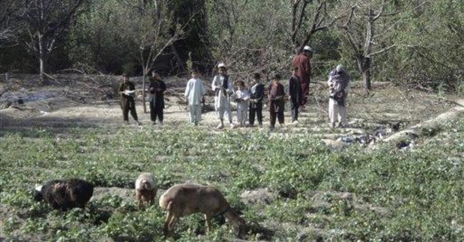 Pentagon names troops killed in Afghan shoot down