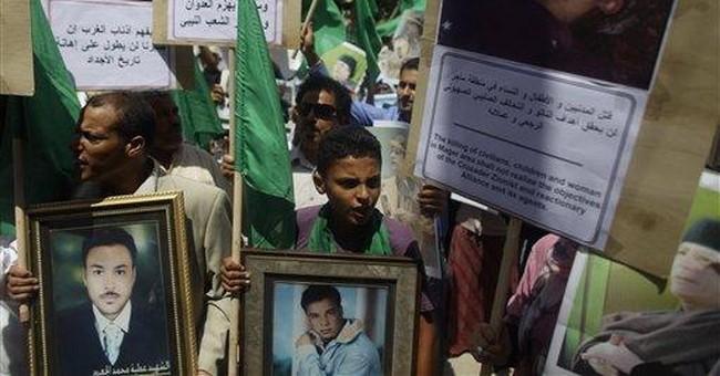 Libyan rebels claim victory in key oil terminal