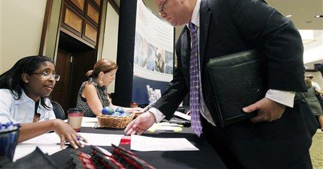 4-month low in unemployment claims eases fears