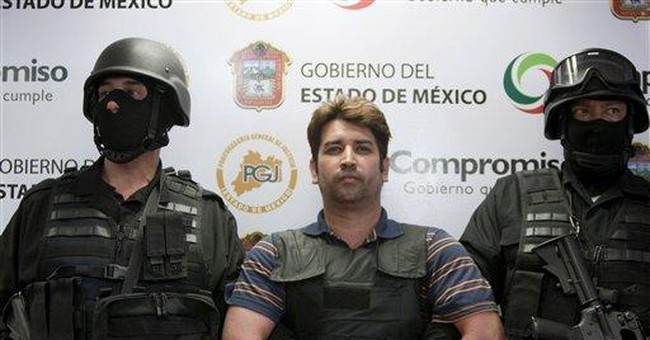 Mexico arrests trafficker accused of 600 killings