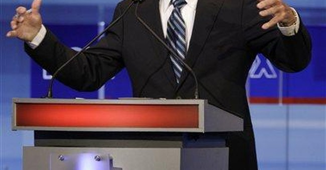 GOP debate: Hitting hard at each other and Obama