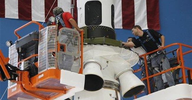 Orion spaceship set for new round of tests in Colo