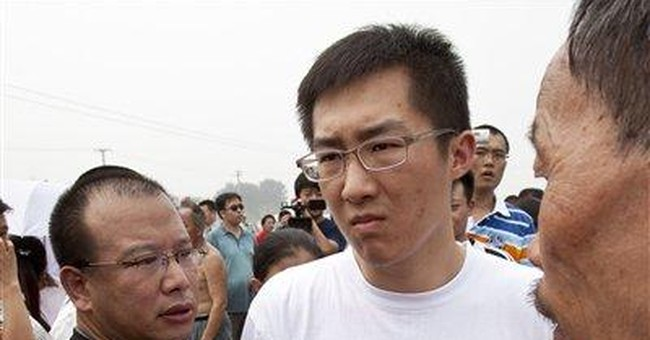 Chinese activist on trial as crackdown continues