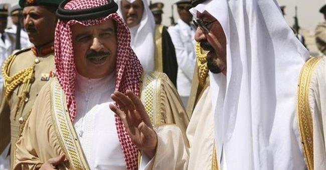 Mideast upheavals open doors for Saudi strategies
