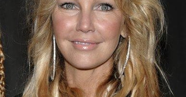 Heather Locklear engaged to TV co-star Jack Wagner