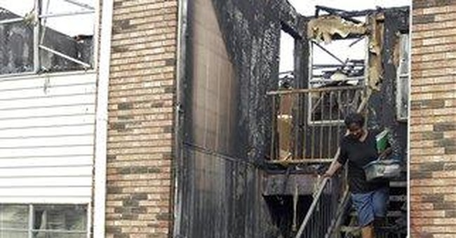 Miss. mother, 4 young children die in home fire