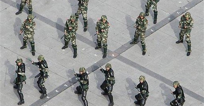 China sends anti-terrorism unit to restive west