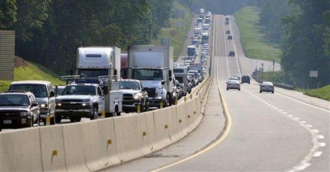 Greyhound bus overturns; 14 taken to Pa. hospitals