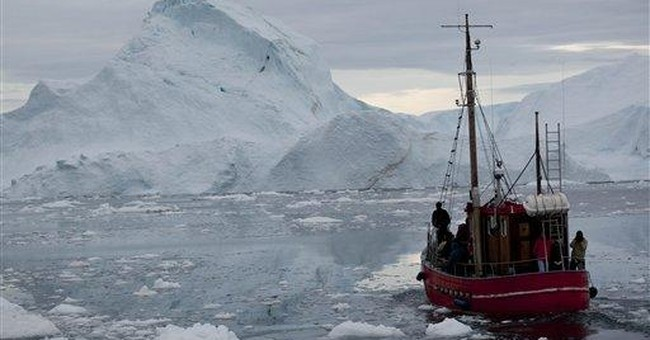 Greenland's ice: beauty and threat