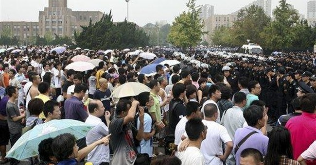 Concessions show influence of China's middle class