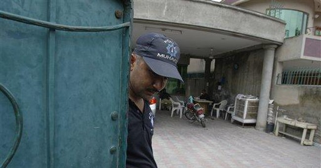 Pakistani police don't know who kidnapped American