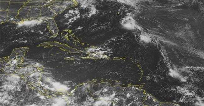 Tropical Storm Gert brushes past Bermuda