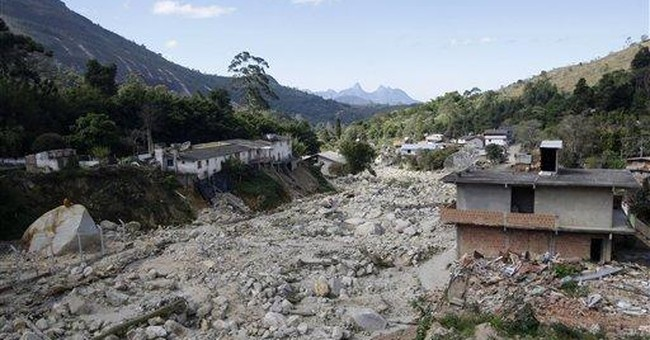 Corruption charges mar recovery after Rio floods