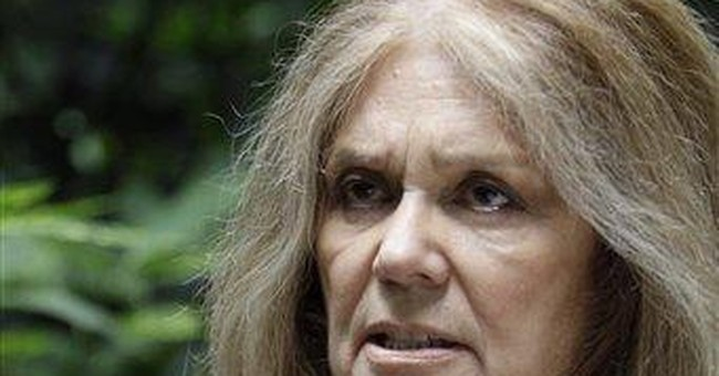 Ever the activist, Steinem is in a reflective mode