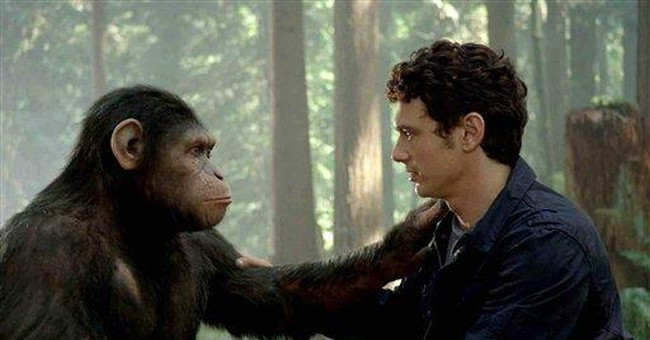 'Apes' win again with $27.5M; 'Help' does $25.5M