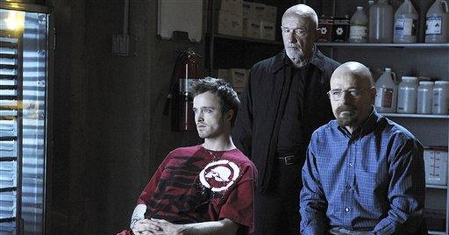AMC, Sony reach deal for 'Breaking Bad' finale